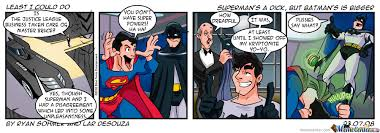 Batman Vs. Superman by iateashark - Meme Center via Relatably.com