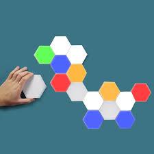 6colors Touch Sensitive <b>Night Light</b> sensor Quantum Lamp Led ...