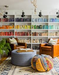 stylish home decor simple and dashing touch awesome home library design with open bookcase awesome home library design