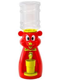 Детский <b>кулер для воды VATTEN</b> kids Mouse Red VATTEN ...