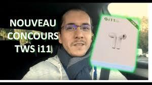 [OUVERT] Nouveau Concours <b>TWS i11</b> ! Tentez Votre Chance ...