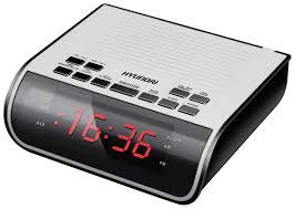 <b>Радио</b>-часы <b>Hyundai H</b>-<b>RCL100</b> - характеристики, техническое ...