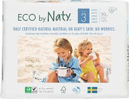 <b>Подгузники Naty 3</b>, 4-9кг, 30шт. - купить в интернет магазине ...