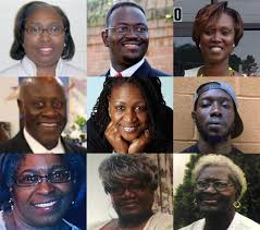 Image result for charleston nine murders