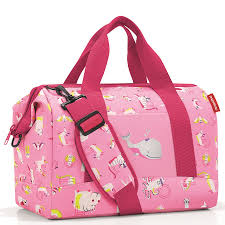 <b>Сумка детская Reisenthel</b> Allrounder M ABC friends pink