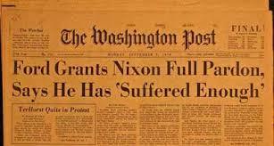 「ford pardons nixon」の画像検索結果