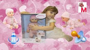 Живая <b>кукла</b> ребенок <b>Baby Annabell Zapf Creation</b> ползает ходит ...