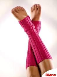 <b>Гетры</b> для спорта и <b>танцев</b>, связанные спицами | Knit and Croсhet ...