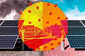 Covid-19 shutdown <b>led</b> to increased <b>solar power</b> output | MIT News ...