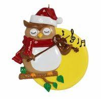 PERSONALIZED - <b>MUSICAL OWL</b> - OWL - VIOLIN - MUSIC | Moe's ...