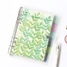 <b>A5 A6</b> Colored Notebook