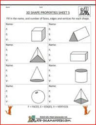 d Shape Worksheets For Year          ideas about  d shapes     lbartman com