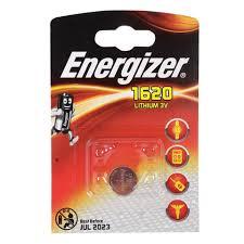<b>Батарейка ENERGIZER</b>, CR <b>1620</b>, литиевая, 1 шт., в блистере ...