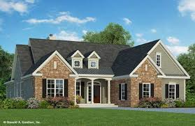 Walkout Basement House Plans  Home Plans and Floor PlansHouse Plan The Brodie