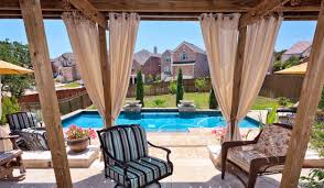 Image result for outdoor curtains