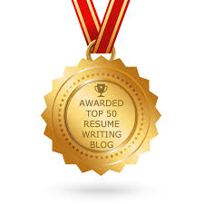 top resume writing on the web badge high resolution image