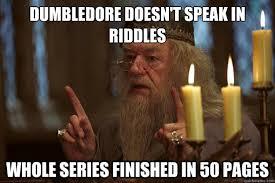 Scumbag Dumbledore memes | quickmeme via Relatably.com