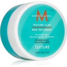 Moroccanoil Texture текстурирующая <b>матовая глина для укладки</b> ...