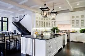 Small Picture White Kitchen Dark Wood Floors Home Decorating Interior Design