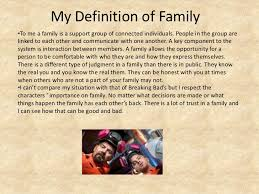 my definition of family essay   homework for you  my definition of family essay   image