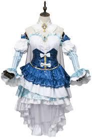 <b>2019</b> Snow <b>Miku</b> Dress Cosplay Costume <b>Vocaloid</b> Outfit – <b>New</b> ...
