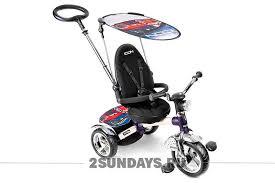 Детский <b>трехколесный велосипед</b> ICON 3 original черный в ...