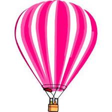 balloon clip art | ... balloon <b>pink</b> clip art clker com <b>hot air balloon pink</b> ...