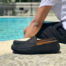 <b>Men's</b> Leather Wooden Clogs <b>Comfortable Summer</b> Perfect for ...