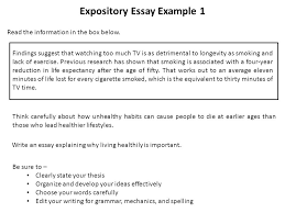 analytical expository essay example what is a expository essay example example of good expository essays  fossa schhh you know