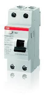 <b>Выключатель дифференциального тока</b> 2п 40А 30мА тип AC ...