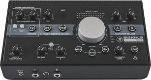 <b>Аудио интерфейс</b> USB <b>MACKIE Big Knob</b> Studio - купить ...