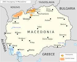 Conflicto de la República de Macedonia de 2001