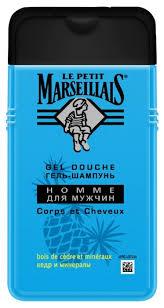 <b>Гель</b>-<b>шампунь</b> Le Petit Marseillais <b>Кедр</b> и минералы — в наличии ...