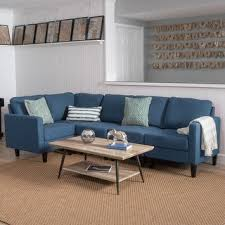 Shop Zahra <b>Modern 5-piece</b> Fabric Sofa Sectional by Christopher ...