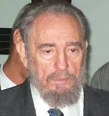 Comparision of recent photos of Fidel Castro as he ages - fidel-castro-april-2004