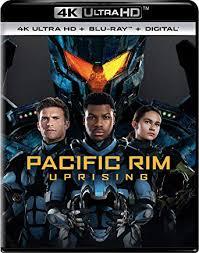 Pacific Rim Uprising [Blu-ray]: John Boyega, Scott ... - Amazon.com