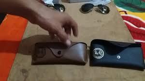 How to identify fake or original Ray-Ban <b>sunglasses</b> aviator 3025 58 ...
