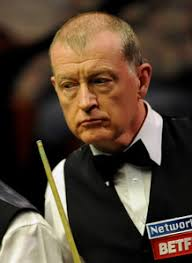Steve Davis rolled back the years as he opened up a convincing lead over defending champion John Higgins in the first session of ... - John-Higgins-Steve-Davis_2445195
