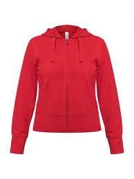 <b>Толстовка женская Hooded Full</b> Zip