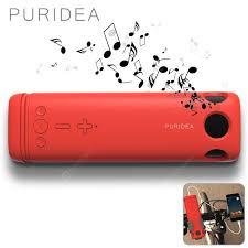 PURIDEA I2 2 in 1 Bluetooth V4.0 Speaker <b>10000mAh</b> Mobile ...
