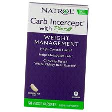 ROZETKA | Жиросжигатель Natrol <b>Carb Intercept</b> with <b>Phase</b> 2 ...
