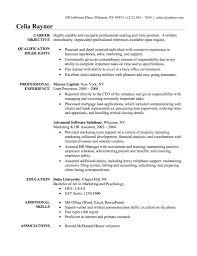 executive assistant resume functional