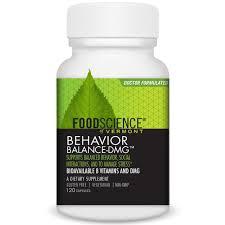 Купить FoodScience, <b>Behavior Balance-DMG</b>, <b>120 капсул</b> в Киеве ...