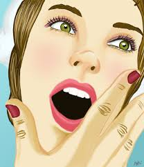 תוצאת תמונה עבור caricatura mujeres de cincuenta