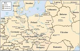 maps and graph   concentration camps picture