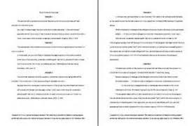apa format example paper apa style blog block quotations in apa
