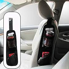 ZATOOTO Car Seat Side Storage Organizer - Portable ... - Amazon.com