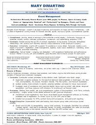 events coordinator resume example download sample meeting event coordinator resume sample