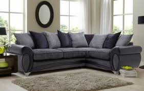 corner furniture. gxd amara left hand facing 3 seater pillow back corner sofa furniture
