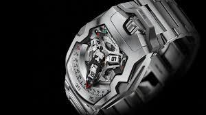 futuristic watches for men muted urwerk ur 210 men s watch futuristic watches for men